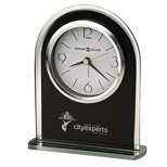 Ebony Luster Clocks - Custom Ebony Luster  Clock
