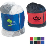 Promotional Mesh Laundry Bags - Buy Logo Mesh Laundry Bags