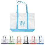 21723 - Non Woven Colored Trim Tote