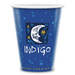 Imprinted 12 oz Paper Hot Cups - Personalized 12 oz Paper Hot Cups