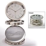 Promotional Spiral Clock - Custom Bulk Spiral Clock