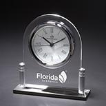 Tempus Normalis Acrylic Clock - Promotional Acrylic Clock