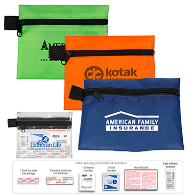 Take-A-Long First Aid Kit 1