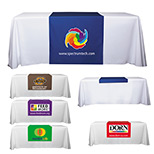 "Promotional 60"" L Table Runners"
