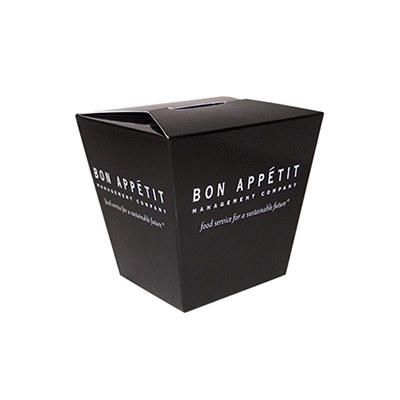 Chinese Take-Out Style Box
