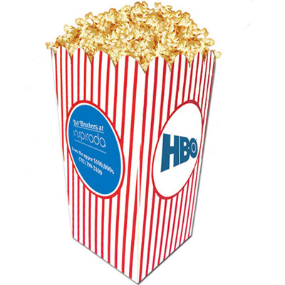 large scoop popcorn box