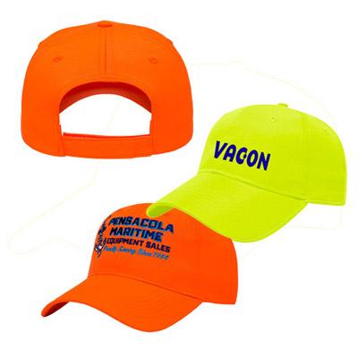 fluorescent safety cap