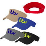22057 - X-tra Value Tennis Visor