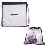 22060 - See-Thru Drawstring Backpack (Small)