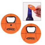 Buy Promotional Basketball Bottle Opener - Bulk Logo Basketball Bottle Opener