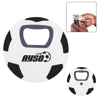 Soccer Ball Bottle Opener