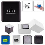 Promotional Cubic Bluetooth Wireless Speaker