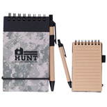 Promotional Digital Camo Jotter - Custom Digital Camo Jotter
