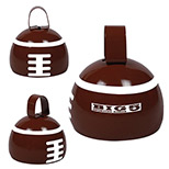 Promotional Football Cow Bell - Custom Football Cow Bell