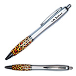 22089 - Emissary Click Pen - Leopard Print