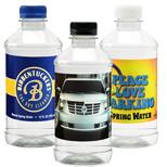 12 Oz. Custom Label Bottled Water - Promotional 12 Oz. Label Bottled Water