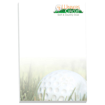 bic 4 x 6 notepads (50 sheet)