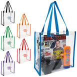 22123 - Clear Game Tote
