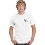 22200 - Gildan® Classic Fit Adult T-Shirt (White)
