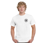 22203 - Gildan® Heavy Cotton™ Adult T-Shirt  (White)