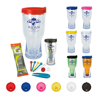Brew2Go Tumbler Golf Kit
