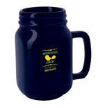 22195 - 16 oz. Navy Southern Mug
