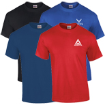 22208 - Gildan® Dry Blend Adult T-Shirt (Color)