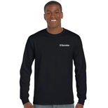 22211 - Gildan® Classic Fit Long Sleeve T-Shirt (Color)