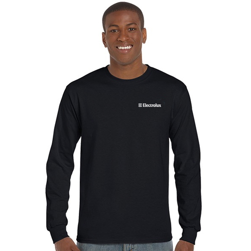 Gildan® Classic Fit Long Sleeve T-Shirt (Color)