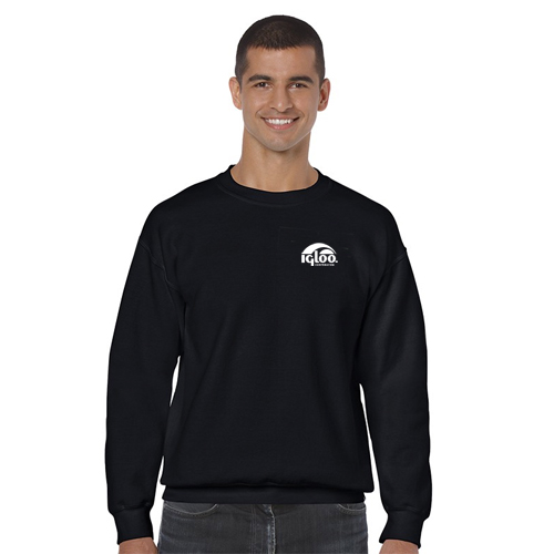 Gildan® Crewneck Sweatshirt (Color)