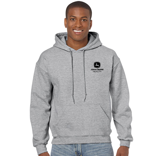 Gildan® Hooded Sweatshirt (Heather)