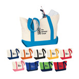 22218 - Medium Snap Tote