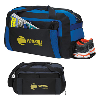 duffel bag for construction site