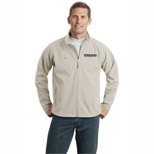 22250 - Port Authority® Textured Soft Shell Jacket