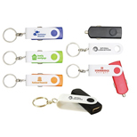 Flip N Charge USB Key Chain