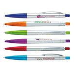 22260 - Torpedo Silver Pen