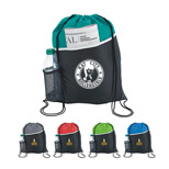 Promotional Active Drawstring Backpack