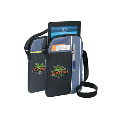 tribune cross body tablet bag
