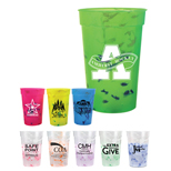 Promotional 17 oz. Confetti Mood Stadium Cup