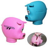 Promotional Pocket Piggy Coin Holder