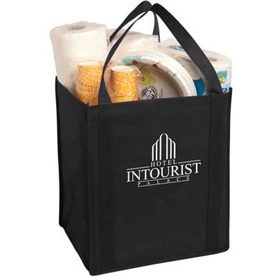 Customized Large Non-Woven Grocery Tote