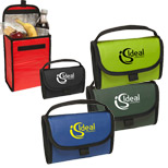 22505 - Nylon Foldable Lunch Bag