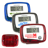 Promotional Burn Step Counter Pedometer - Custom Burn Step Counter Pedometers