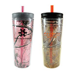 Imprinted Bubba 24oz. Realtree Envy Tumbler