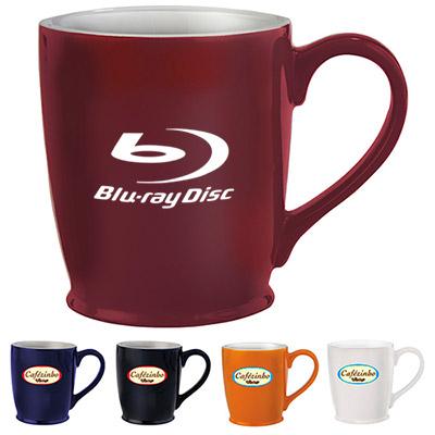 16 oz. Stylish Cafe Mug