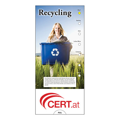 Recycling Slide Chart