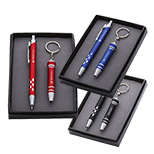 Customized LED Pen & Screwdriver Keychain