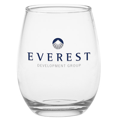12 oz. Stemless White Wine Glass