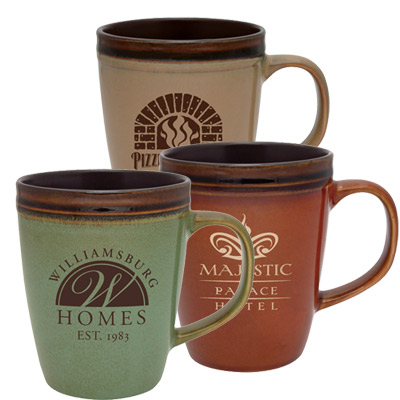 14 oz.Antigua Collection Mug