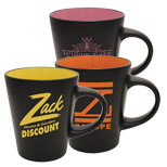 22776 - 12 oz. Noir Collection Mug
